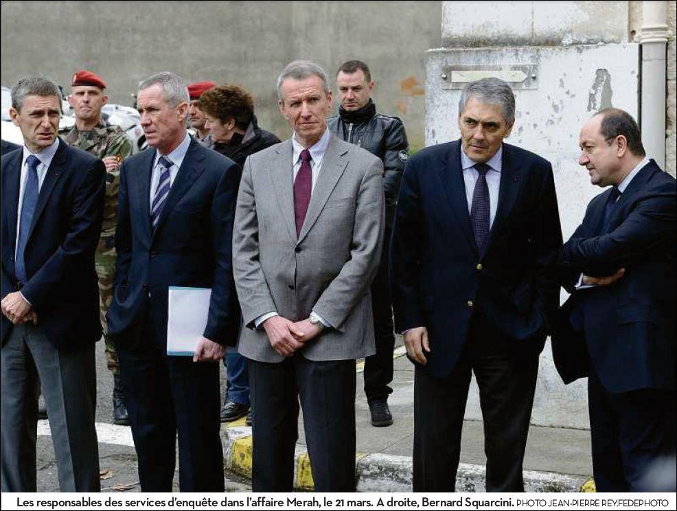 Antiterrorisme qui sont les responsables de la for Direction centrale du renseignement interieur